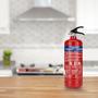 6 - Smartwares Práškový hasicí přístroj 2 kg