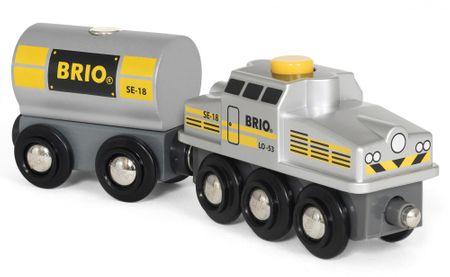 Brio zestaw BRIO - wersia z pociągiem 2018