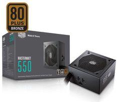 Cooler Master modularni napajalnik MasterWatt 550W ATX