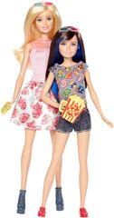 Mattel Barbie sestry - Barbie & Skipper - rozbaleno