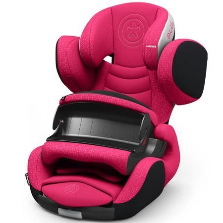 KIDDY fotelik samochodowy Phoenixfix 3 2018, Berry Pink