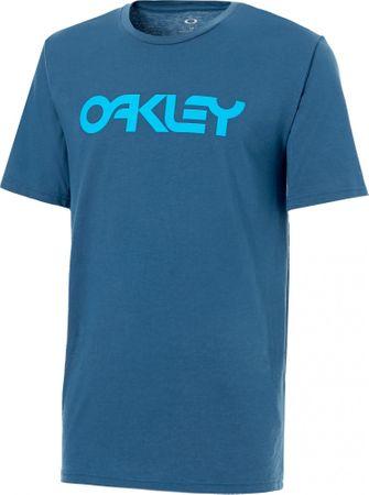 Oakley 100C-Mark II Tee Ensign Blue S