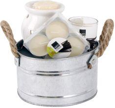 TORO zestaw upominkowy o aromacie wanilii, 9 elementów