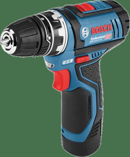 BOSCH Professional akušroubovák GSR 12V-15 FC Flex 06019F6001
