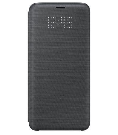 SAMSUNG LED View flip tok Samsung Galaxy S9 telefonhoz (EF-NG960PBEGWW)