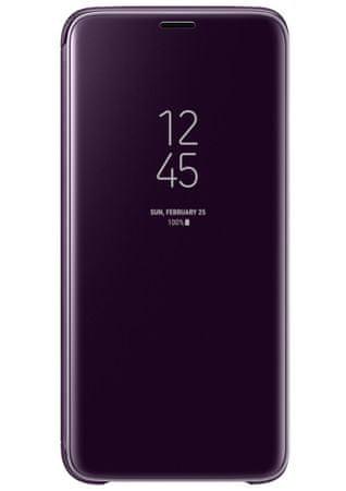 SAMSUNG Flipové puzdro Clear View so stojanom pre Samsung Galaxy S9 (EF-ZG960CVEGWW)