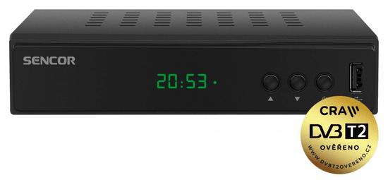 SENCOR SDB 5003T - zánovní