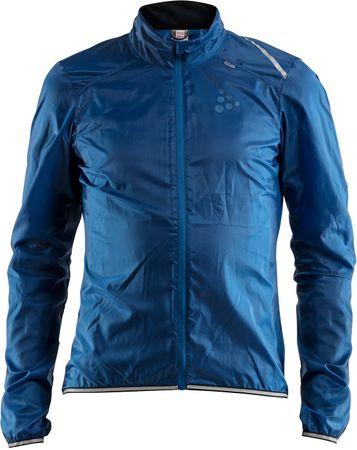 Craft kolesarska jakna Lithe, modra, L