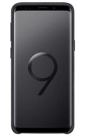 Samsung zaštita za telefon od kože Alcantara za Samsung Galaxy S9+ (EF-XG965ABEGWW)