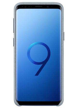 SAMSUNG Hátsó védőtok - Alcantara bőr Samsung Galaxy S9- re (EF-XG960AMEGWW)