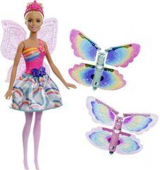 Mattel Barbie Dreamtopia pillangószárnyú tündér