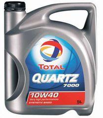 Total motorno ulje Quartz 7000 10W-40, 5l