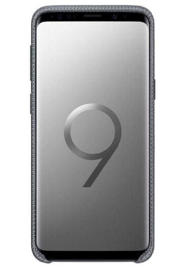 SAMSUNG Látkový odľahčený zadný kryt pre Samsung Galaxy S9 (EF-GG960FJEGWW)