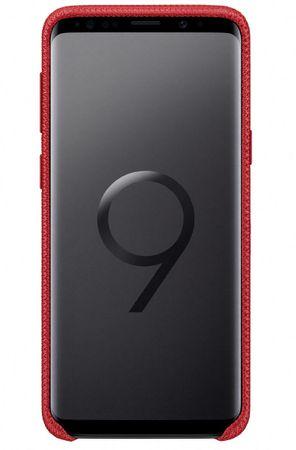 SAMSUNG Könnyített, szövet hátlap tok Samsung Galaxy S9 készülékhez (EF-GG960FREGWW)
