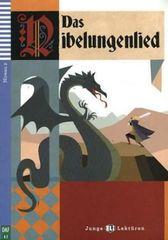 autor neuvedený: Das Nibelungenlied+CD (A2)