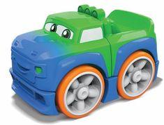 MEGA BLOKS Závodné auto Turner