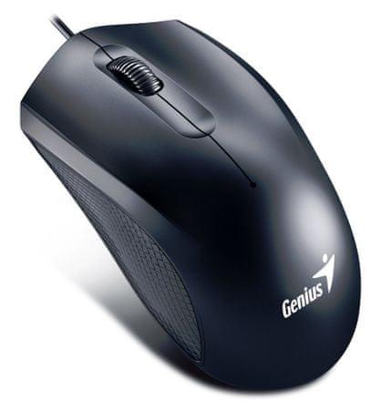 Genius mysz optyczna DX-170, czarna (31010238100)