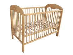 COSING łóżeczko dziecięce OSCAR