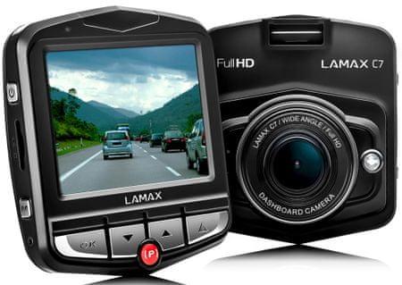 LAMAX wideorejestrator C7