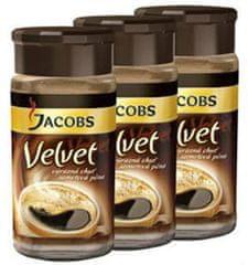 Jacobs kawa Velvet rozpuszczalna 3x 200 g