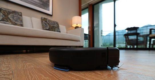 Robotický vysavač s HEPA filtrem
