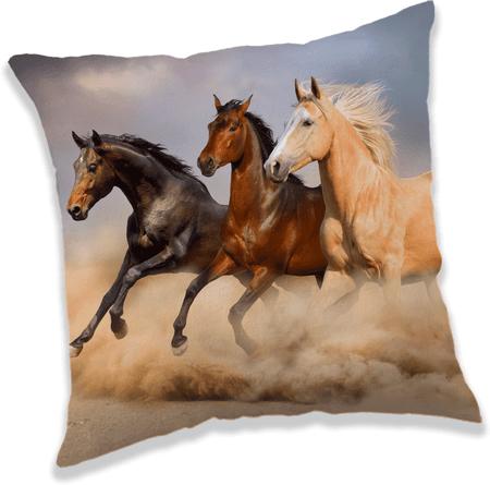 Jerry Fabrics poduszka Konie 01