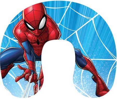 Jerry Fabrics potovalni vzglavnik Spider-man 03