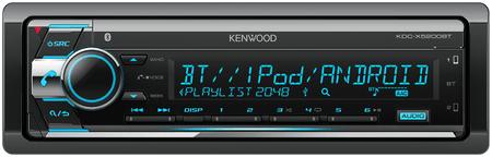 Kenwood Electronics KDC-X5200BT