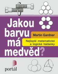 Gardner Martin: Jakou barvu má medvěd? - Nejlepší matematické a logické hádanky