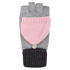 4F dziewczęce rękawiczki J4Z17 JREDD101 szary jasny