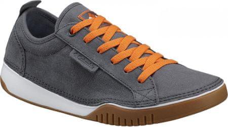 Columbia moški čevlji Bridgeport Lace Graphite, Heatwave, 43,5
