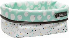 Bebe-jou Textilní košík na kojenecké potřeby