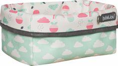 Bebe-jou Textil tárolókosár szoptatási kellékekhez