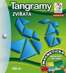 Mindok SMART - Tangramy: Zvířata
