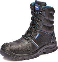 fa6b60d1038e7 Raven Vysoká pracovná obuv XT S3 čierna 38