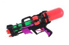 Lamps Vodná pištoľ s červeným zásobníkom