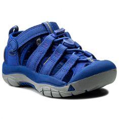 KEEN Dziecięce sandały Newport H2, niebieski