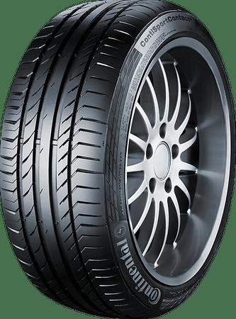 Continental guma ContiSportContact 5 205/50R17 89V FR - neporabljena, letnik 2017