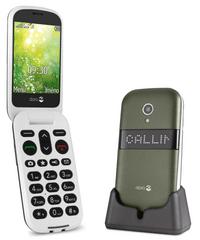 Doro mobilni telefon 6050, bež-bel