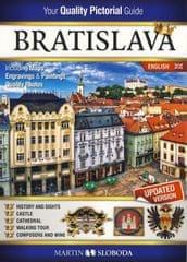 Sloboda Martin: Bratislava obrázkový sprievodca ANG - Bratislava Pictorial guide