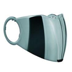 AGV plexi CITY 18-1 pro přilby FLUID, ORBYT (XS-S), zrcadlová stříbrná