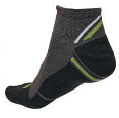 CRV Ponožky Wray krátke sivá 39-40