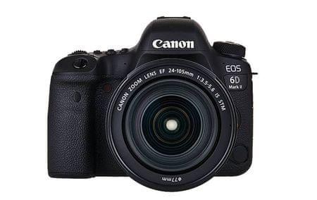 Canon digitalni fotoaparat EOS 6D Mark II + 24-105