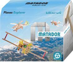 MATADOR® Explorer Planes