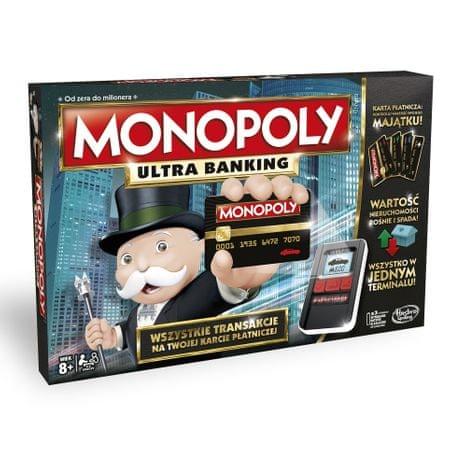 HASBRO Monopoly Ultra Banking B6677