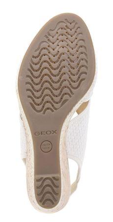 Sandały damskie donna janira 39 kremowe (Geox)