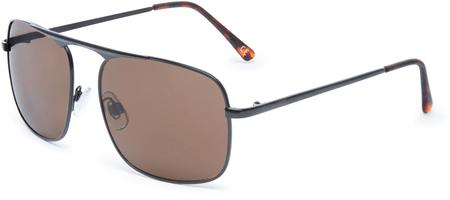Vans sončna očala MN Holsted Shades Black Matte OS, črna