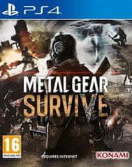 Konami Metal Gear: Survive (PS4)