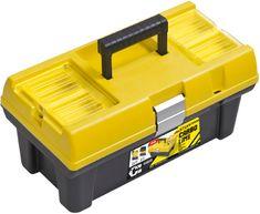 PATROL Skrzynka na narzędzia Stuff 16 Semi Profi Carbo, żółta