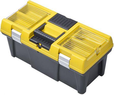 PATROL Stuff 20 Semi Profi Carbo szerszámosláda, sárga
